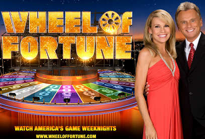 Wheel of Fortune web site