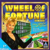 Wheel of Fortune Atari First Edition (Jewel Case)