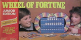 Classic Wheel of Fortune Junior Edition