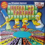 Wheel of Fortune Simpson's Edition in Tin