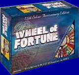 Deluxe Wheel of Fortune 25th Anniversary Edition