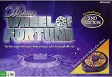Deluxe Wheel of Fortune 2nd Edition