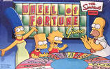 Wheel of Fortune Simpson's Edition