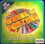 Wheel of Fortune 2nd Edition in Tin
