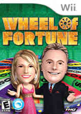 Wheel of Fortune for Nintendo Wii